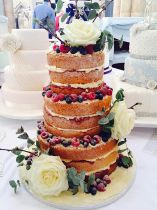 Naked Wedding Cake (7271)