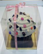Giant Choc Cup Cake (672)