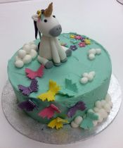 Unicorn Cake Children's Class