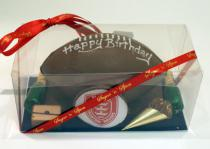 Chocolate Rugby Ball (671)