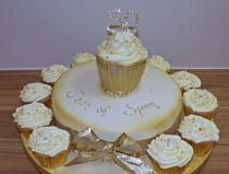 Cup Cake Gold (248)