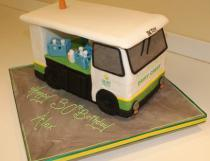 Milk Float Cake (616)