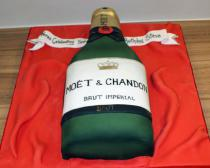 Champagne Bottle (569)