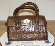 Brown Handbag (562)