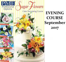 PME Course Sugar Flowers Module