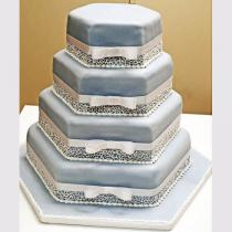 Wedgewood Blue Cake (101)