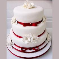 White and Red Cake (103)