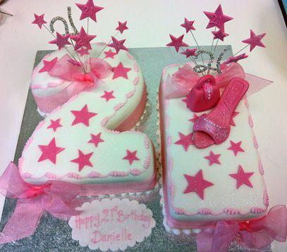 21 Number Cake Sugar N Spice Cakes
