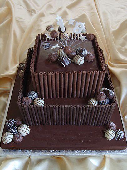 Chocolate Heaven Sugar N Spice Cakes