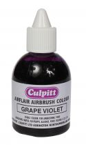 Edible Airbrush Colour Grape/Violet 60ml