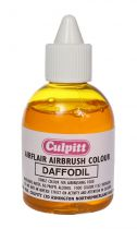 Edible Airbrush Colour Daffodil 60ml
