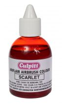 Edible Airbrush Colour Scarlet 60ml