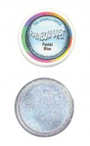 Rainbow Dust Sparkle Range - Pastel Blue - 17g