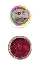 Rainbow Dust Sparkle Range - Jewel Cherry Rose - 17g
