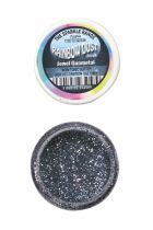 Rainbow Dust Sparkle Range - Jewel Gun Metal - 17g