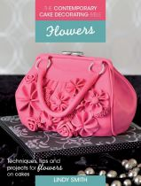 Contemporary Cake Decorating Bible Flowers - Lindy Smith