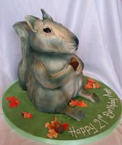 Squirrel Cake (645)