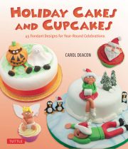 Holiday Cakes & Cupcakes