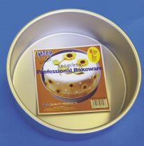 "PME Seamless Professional Bakeware - Circle 203mm (8"")"