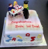 School Teacher Cake (636)