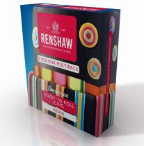 Renshaw - Multipack - Neon Colours - 5 x 100g