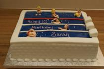 Swimming Pool Cake (352)