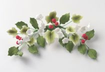 Holly and Ivy Spray - 170mm