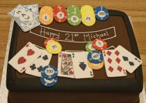 Black Jack Table (553)