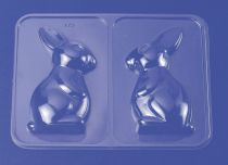 Large Bunny Mould