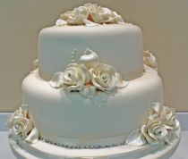 Wedding Cake basics Workshop
