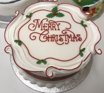 SPECIAL OFFER Christmas Cake - Traditional