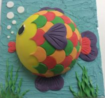 Fish Cake class for Children
