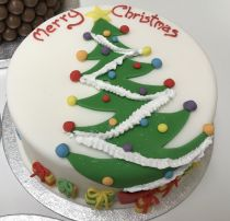 SPECIAL OFFER Christmas Cake - Tree