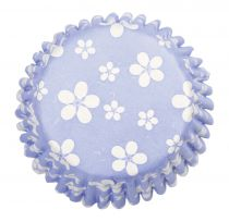 China Blue Blossom Printed Baking Cases