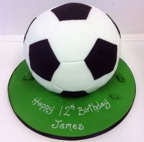 Sport Themed Cakes