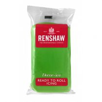 Renshaw - Professional Sugar Paste - Lincoln Green - 250g