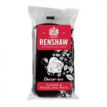 Renshaw Flower and Modelling Paste - Dahlia Black - 250g
