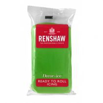 Renshaw- Professional Sugar Paste - Lincoln Green - 500g