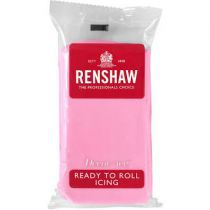 Renshaw- Professional Sugar Paste - Pink - 500g
