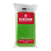 Renshaw- Professional Sugar Paste - Lincoln Green - 20 x 250g