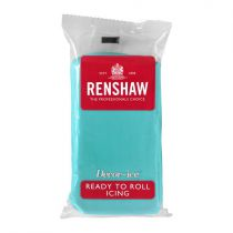 Renshaw- Professional Sugar Paste - Jade Green - 20 x 250g