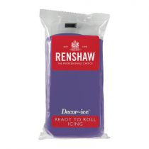 Renshaw- Professional Sugar Paste - Deep Purple - 20 x 250g