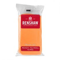 Renshaw- Professional Sugar Paste - Tiger Orange - 20 x 250g