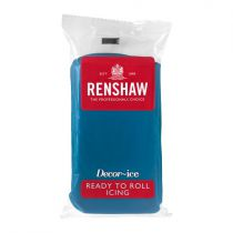 Renshaw- Professional Sugar Paste - Atlantic Blue - 20 x 500g