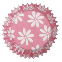45mm Daisy Baking Cases - 54 per pack