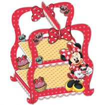 Walt Disney - Minnie Mouse - Cupcake Stand