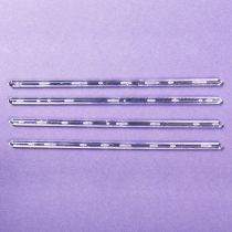 "Clear Dowels 200mm (8"") 4 pack"