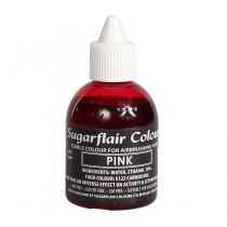 Sugarflair Airbrush Colour - Pink