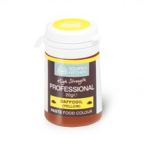 Squires Kitchen Paste Colour - Daffodil 20g