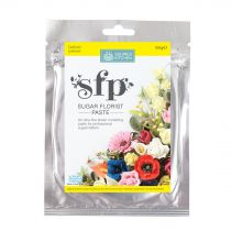 Squires Sugar Florist Paste (SFP) - Daffodil Yellow - 100g